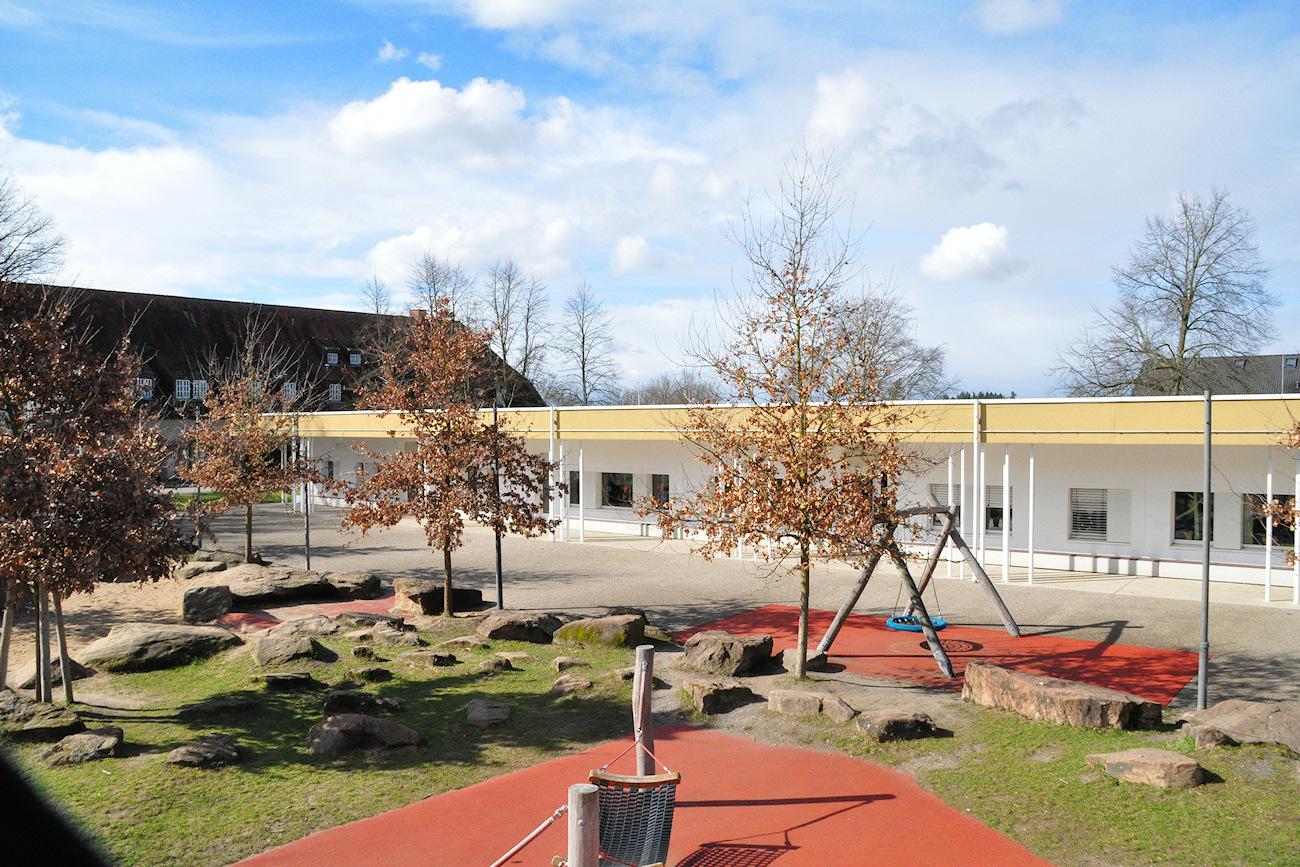 Schloss Schule Stutensee