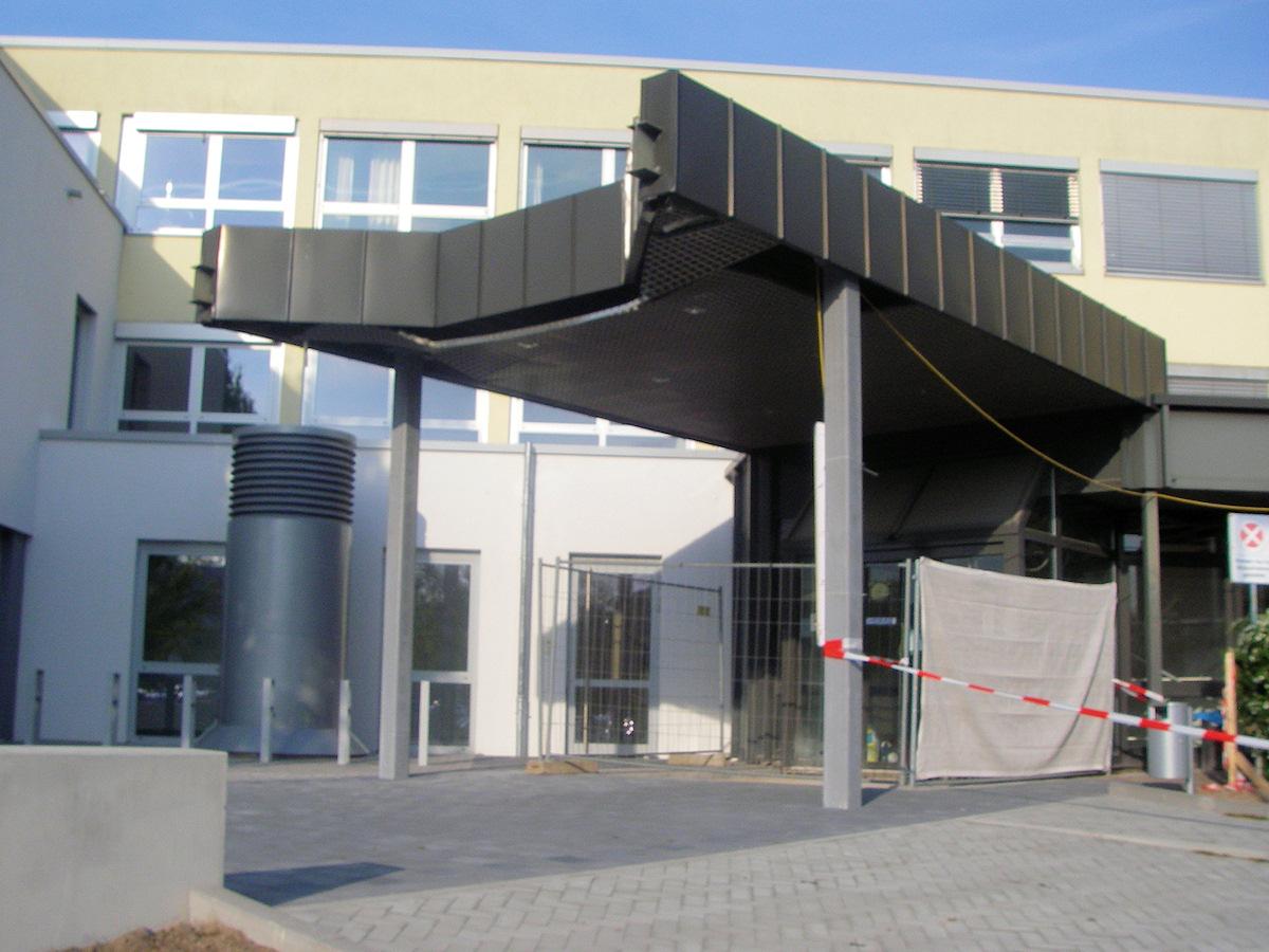 Evangelisches Krankenhaus Bad Dürkheim - Ingenieurbüro Sikora