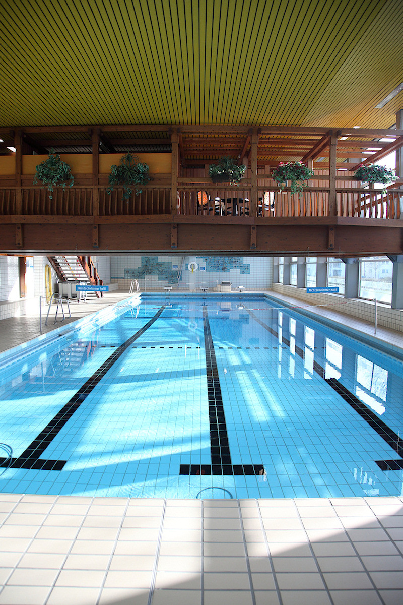 Schwimmbad Neureut